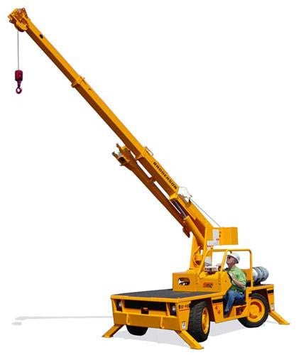 New Broderson IC-40 Industrial Carry Deck Crane