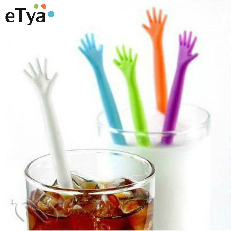 HELP ME I Need A Drink Cocktail Ice Stir Sticks 5 Pcs/Set - thehipsterinyou