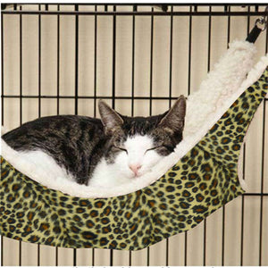 How Hip Is This! A Cat Window Hammock Bed - thehipsterinyou
