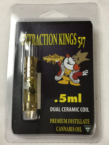 ExtractionKings517 Vape Carts