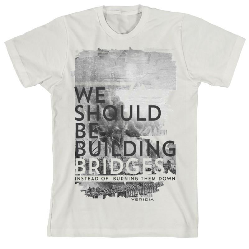 Building Bridges Tee