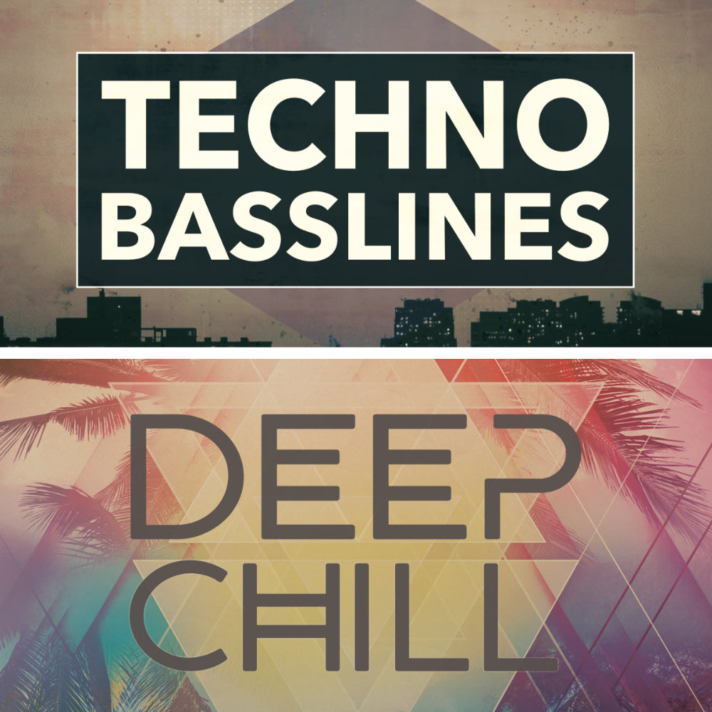 FOCUS: Techno Basslines & FOCUS: Deep Chill Hit #1 in the Charts!