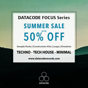 Datacode Summer Sale is on! Up to 50% Off in savings!