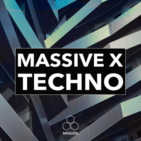 New Sample Pack! FOCUS: Massive X Techno