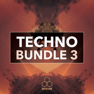 New Sample Pack Bundle! FOCUS: Techno Bundle 3