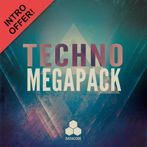 FOCUS: Techno Megapack hits #1 in the charts at Big Fish Audio!