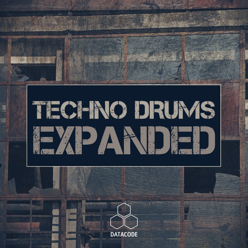 New Sample Pack! Techno Drums Expanded