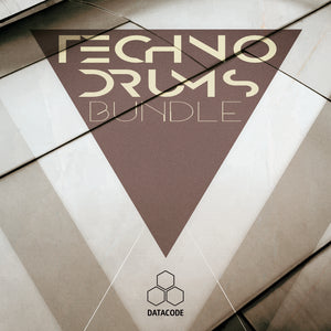 New Sample Pack Bundle - FOCUS: Techno Drums Bundle