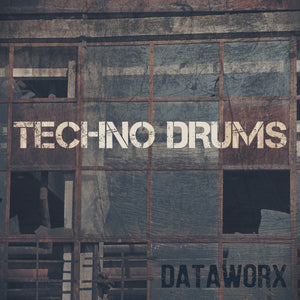 New Sample Pack - Techno Drums by Dataworx!