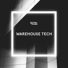 "New Sample Pack ""Warehouse Tech"" from Dataworx and Sample Magic!"