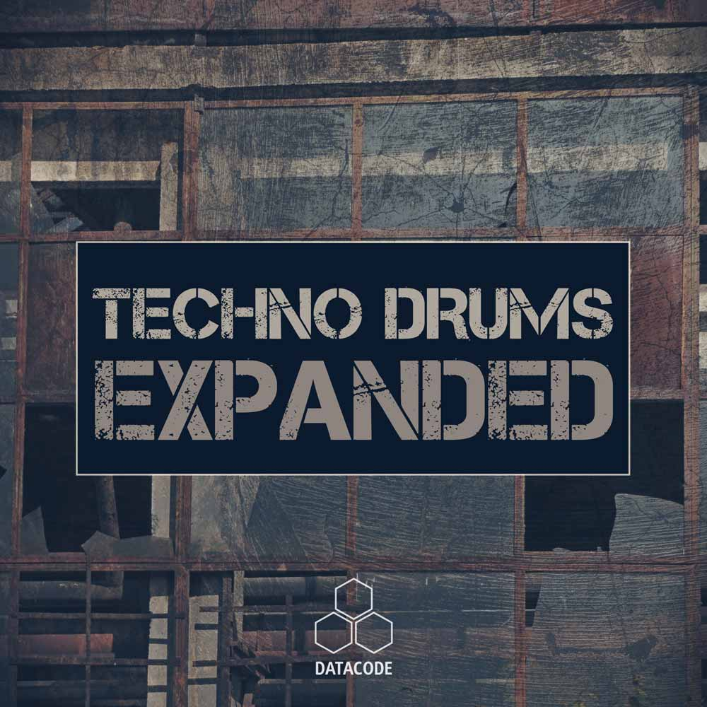 Techno Drums Expanded