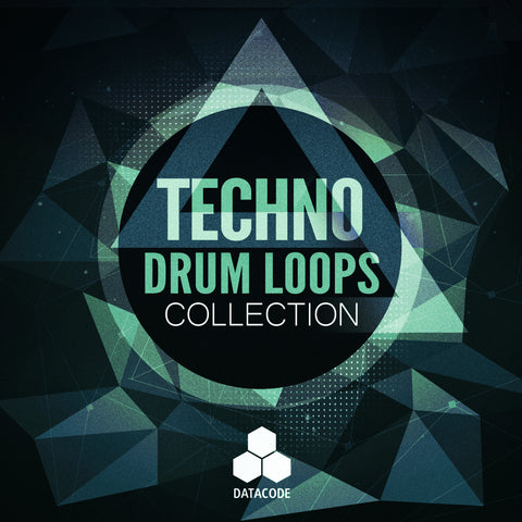 FOCUS: Techno Drum Loops Collection