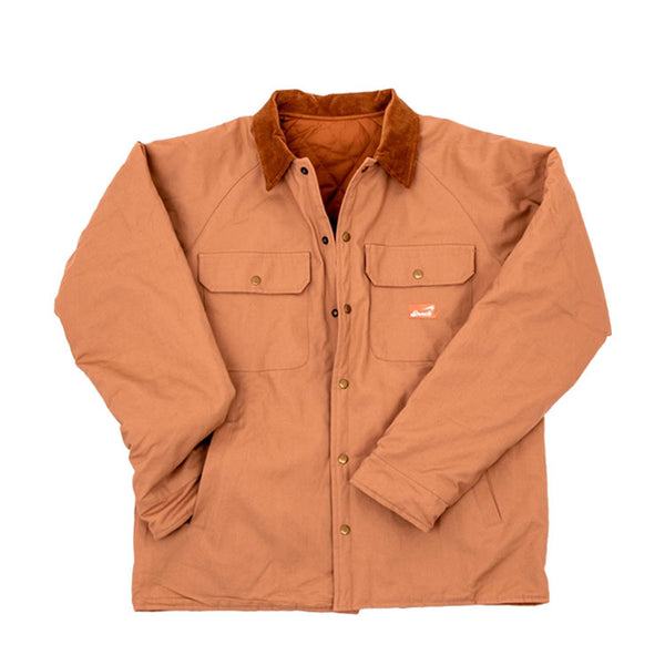 DUCK REVERSIBLE CANVAS JACKET