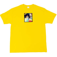 MEMO BOOK TEE YELLOW