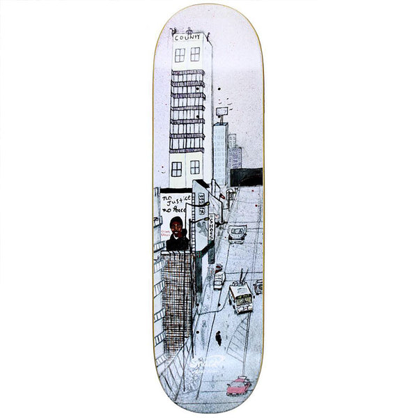 KREBS 'CITY' DECK