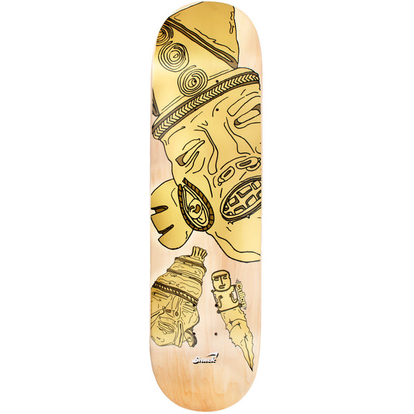 CULLEN 'MASK' DECK