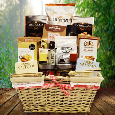 The Sharing Gift Basket