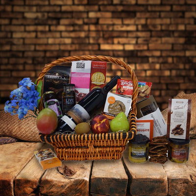 The Shelbourne Gift Basket