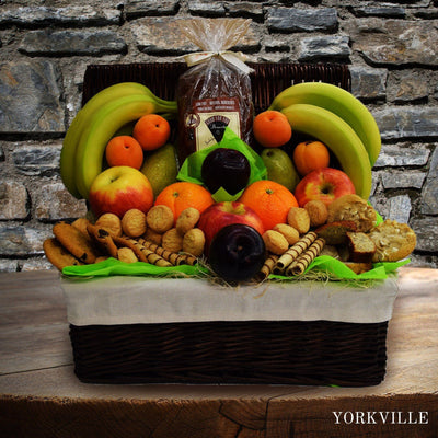 The Good for You Picnic Basket
