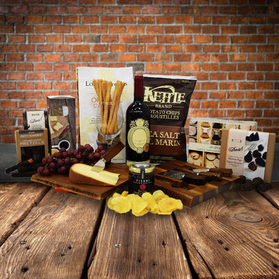The Florentine Wine Gift Basket