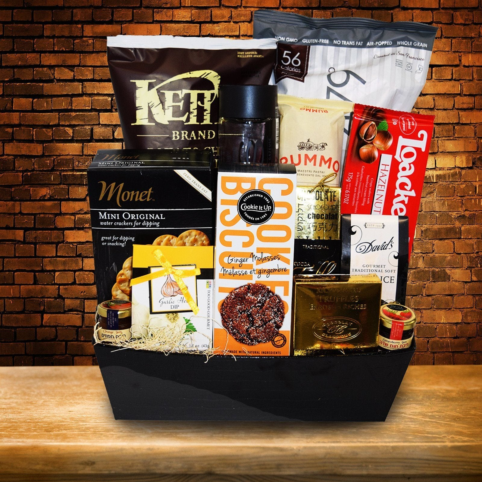 The coventry snacking gift basket yorkvilles usa send birthday gifts to canada for your loved once negle Choice Image
