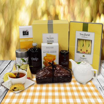It's Tea Time! Gift Basket