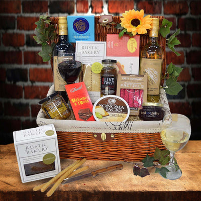 The Duncan Wine Gift Basket