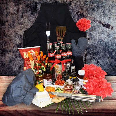 The Barbeque Party Gift Basket