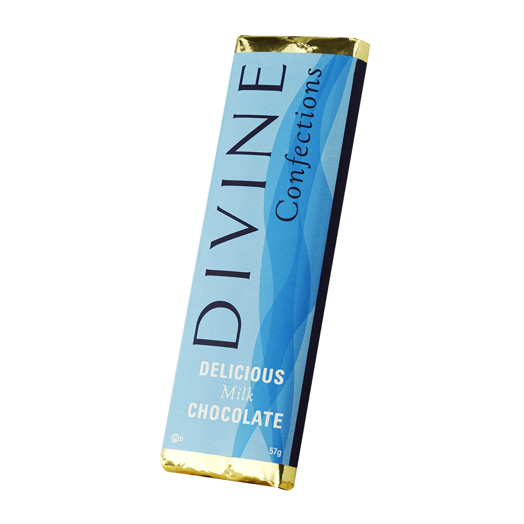 Divine Milk Chocolate Bar