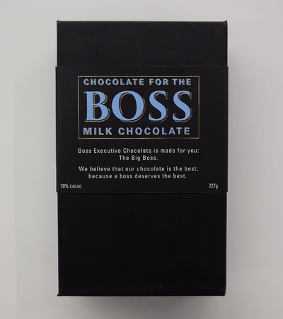 Boss Wine Matching Chocolate & Cutting Board