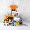 UNISEX BABY'S PLAY & CELEBRATION SET WITH CHAMPAGNE, unisex baby gift hamper, newborns, new parents