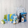 LI'L SPARKLE BABY GIFT SET, baby gift basket, welcome home baby gifts, new parent gifts