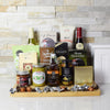 Bellair Wine Duo, gift baskets, gourmet gift baskets, wine gift baskets, wine & cheese gift baskets, pasta gift baskets