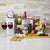 Wine & Cheese Celebration Gift Basket