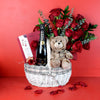 Valentine's Day Celebration Gift Basket