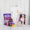 Bundle Of Joy Pink Baby Gift Basket, Baby Girl Gifts