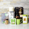 Deluxe Irish Coffee Gourmet Gift Set, liquor gift baskets, gourmet gift baskets, St. Patrick's Day gift baskets