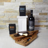 Chocolate & Wine for the Boss Gift Basket