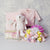 ELEGANT BABY & FLORAL GIFT SET FOR HER