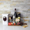 Salami & Cheese Combo Wine Gift Set