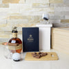 Bourbon & Cigars Liquor Gift Basket, liquor gift baskets, gourmet gift baskets, gift baskets