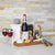 Taste of Indulgence Wine Gift Basket