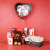 Sweet Romance in Paris Gift Basket