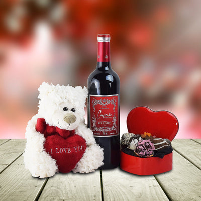 Heart and Courage Gift Basket