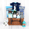 BABY'S 1ST BIRTHDAY BASH GIFT BASKET