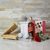 Mother's Day Truffles & Liquor Gift Basket