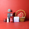 Pamper Her with Love Valentine's Gift Basket