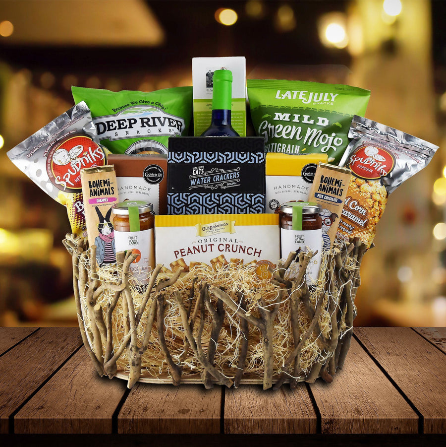 The Kosher Snacking Purim Gift Basket