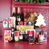 Opulent Christmas Champagne & Chocolate Gift Set