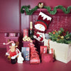 Luxe Christmas Gift Basket, champagne gift baskets, Christmas gift baskets, gourmet gift baskets